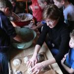 projekt Náš Jarošov - 2. část - pečení chleba - 9.12. 2015 053