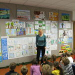 Celé Česko čte dětem - vernisáž výstavy Les - Pravdova knihovna 018