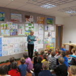 Celé Česko čte dětem - vernisáž výstavy Les - Pravdova knihovna 019