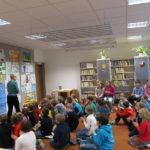 Celé Česko čte dětem - vernisáž výstavy Les - Pravdova knihovna 020