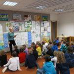 Celé Česko čte dětem - vernisáž výstavy Les - Pravdova knihovna 021