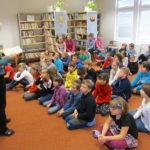 Celé Česko čte dětem - vernisáž výstavy Les - Pravdova knihovna 022