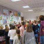 Celé Česko čte dětem - vernisáž výstavy Les - Pravdova knihovna 024