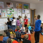 Celé Česko čte dětem - vernisáž výstavy Les - Pravdova knihovna 028