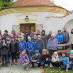 Po stopách Fr. Pravdy- Hrádek u Sušice - 10.10. 2017 030