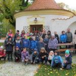 Po stopách Fr. Pravdy- Hrádek u Sušice - 10.10. 2017 031