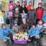 Sv. Martin - Hračky - Děti dětem - 9.11. 2017 003