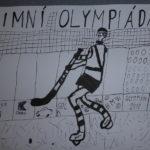 Žijeme zimní olympiádou! 009