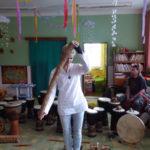 Bubnování - 4. a 5. ročník - 22.2. 2018 022