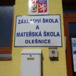 ZŠ Olešnický lístek - 21.5. 2018 001