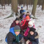 Zdobení stromečku v lese - 20.12. 2018 450